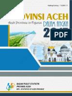 Provinsi Aceh Dalam Angka 2017