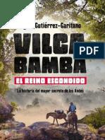 Vilcabamba. El Reino Escondido - Miguel Gutierrez-Garitano