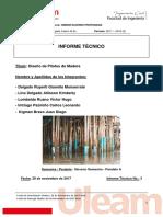 Informe Técnico 3 Con Conclusiones