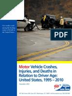 2012 Older Driver Risk