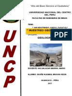 Minas Geologia 2017