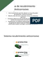 Sistema de Recubrimiento Anticorrosivo