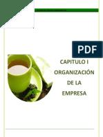 Modelo de Empresa Presupuestos y Finanzas