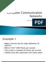 Computer Communication Networkslec4
