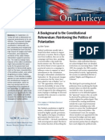 A Background to the Constitutional Referendum