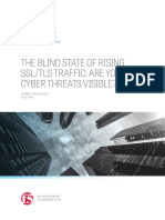IDC Report-The Blind State of Rising SSLTLS Traffic