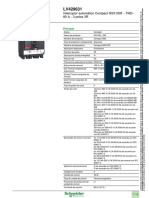 Ficha Tecnica NSX100F
