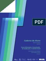 Curso Informação e Comunicação em Saúde Para o controle social.pdf