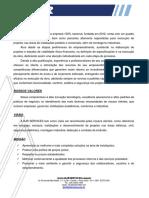 APRESENTAÇÃO BJR - Prestadora de serviços