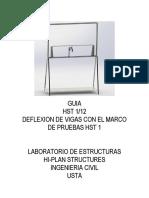 Datos Para Trabajo de Guia_5_Ensayo de Deflexion en Vigas