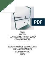 USTA_Guia_6_Ensayo de Flexion Asimetrica o Esviada en Vigas_con datos para desarrollo.pdf