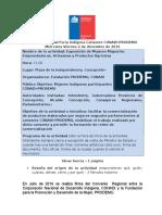 Minuta Expo Mapuche Conadi-prodemu