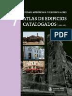 Atlas de edificios catalogados. Tomo VII