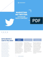 [4.0] Marketing No Twitter - O Guia Da Rock Content