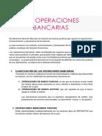 Operaciones bancarias 2