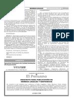 Aprueban Estandares de Calidad Ambiental Eca Para Suelo Decreto Supremo n 011 2017