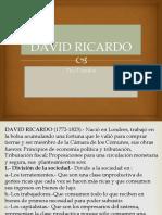 David Ricardo Tito