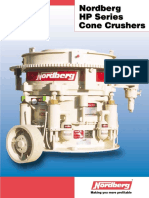 HP Series Cone Crushers