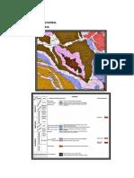 Geologia Regional de pasco