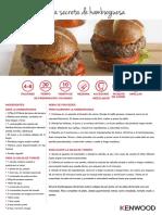 Spanish Chef Sense Recipe Card Download_Secret Burger