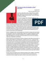 Piñero Antonio - 2017 - La Resurrección_Un Comentario Al Libron de Alonso Javier