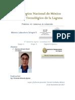 Laboratorio Integral 2.- Práctica 15.- Isoterma de Adsorción