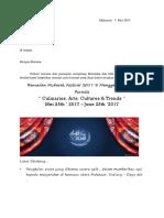 Proposal Ramadan Mubarak