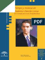 Cuaderno 4. Tiempo y música en Federico García Lorca