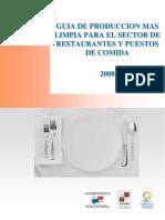 Guia de PML Restaurantes y Puestos de Comida