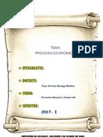 El Proceso Económico