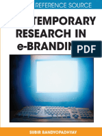 Book Contemporary_Research in E-branding 2009