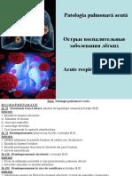 01.Patologia Pulmonara Acuta