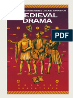 Medieval Drama -Criticism