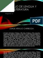 Trabajo de Lengua y Literatura