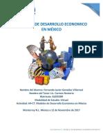 Actividad A4-C7 Modelos de Desarrollo Económico en México
