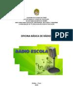 RADIO ESCOLA SÓ PARA PROFESSORES