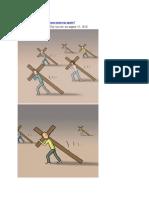 De Ce Caram o Cruce Mare in Spate
