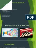La Propaganda y La Publicidad II