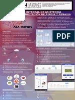 Poster a a Therapy Corre Gido 1