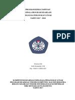 Program Kerja Kaprog Keahlian RPL