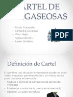 Cartel de Las Gaseosas