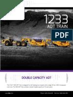 1233 ADT Train