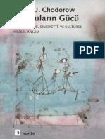 Nancy J. Chodorow - Duygularin Gucu