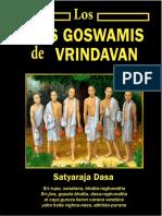Los Seis Goswamis de Vrindavana