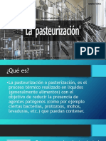 La Pasteurizacion Expo Equipo 3