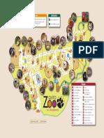 Quito Zoo Mapa Imprimir