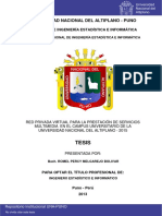 Melgarejo Bolivar Romel