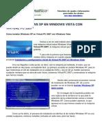 Inst Winxp Virtualpc