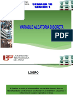 PPT Variable Aleatoria Discreta