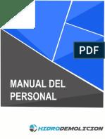 Manual Del Personal